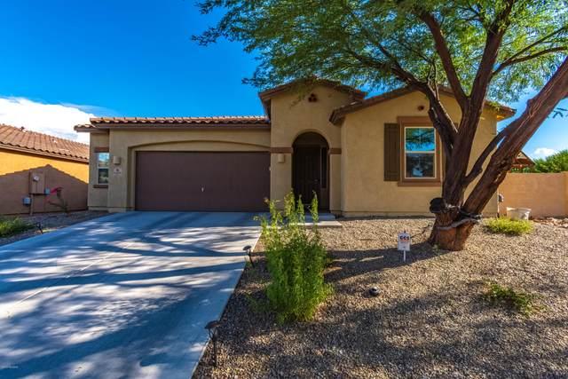 14394 S Camino El Galan, Sahuarita, AZ 85629 (MLS #22019257) :: The Property Partners at eXp Realty
