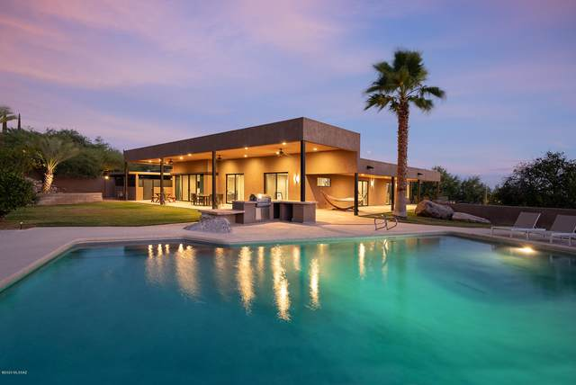 4547 E Coronado Drive, Tucson, AZ 85718 (#22019334) :: Keller Williams