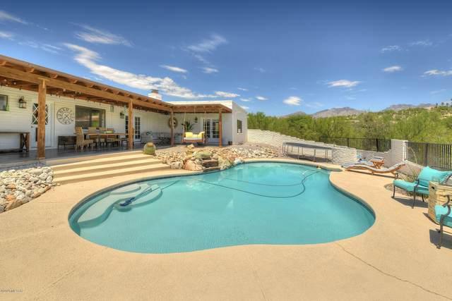 3660 N San Sebastian Drive, Tucson, AZ 85750 (#22019381) :: Long Realty - The Vallee Gold Team