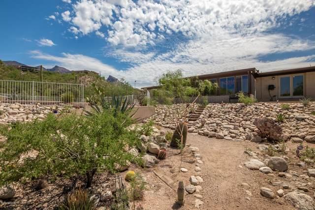 3678 E Esperero Canyon Place, Tucson, AZ 85718 (#22019501) :: Long Realty - The Vallee Gold Team