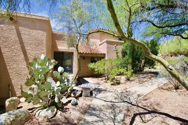 7601 N Calle Sin Envidia #25, Tucson, AZ 85718 (#22019825) :: Tucson Property Executives