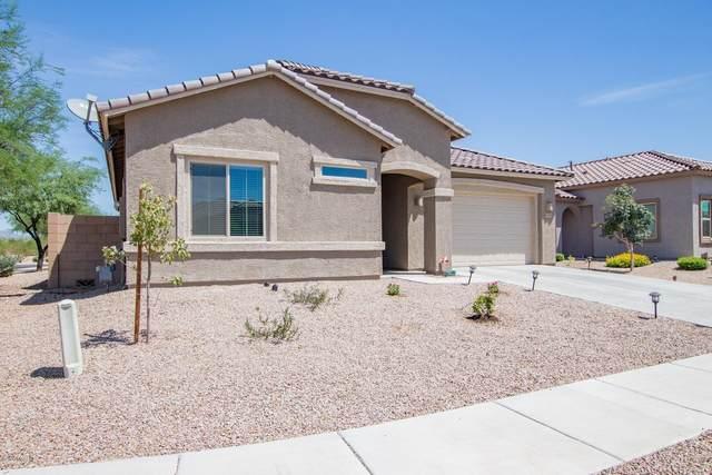 6480 W Smoky Falls Way, Tucson, AZ 85757 (#22020081) :: Keller Williams