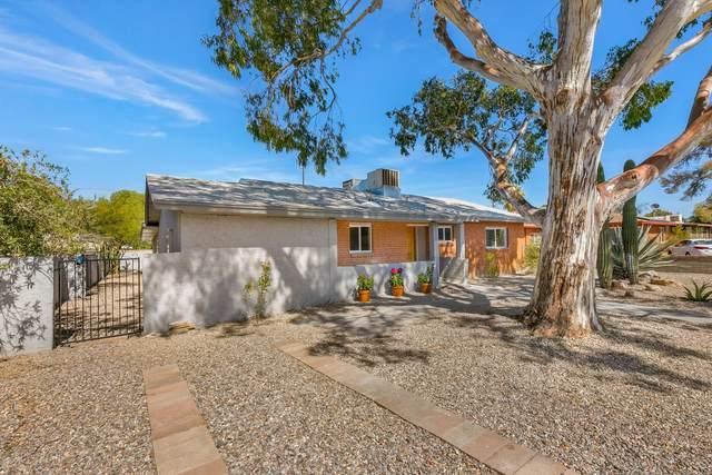 6219 E Rosewood Street, Tucson, AZ 85711 (#22020158) :: Tucson Property Executives