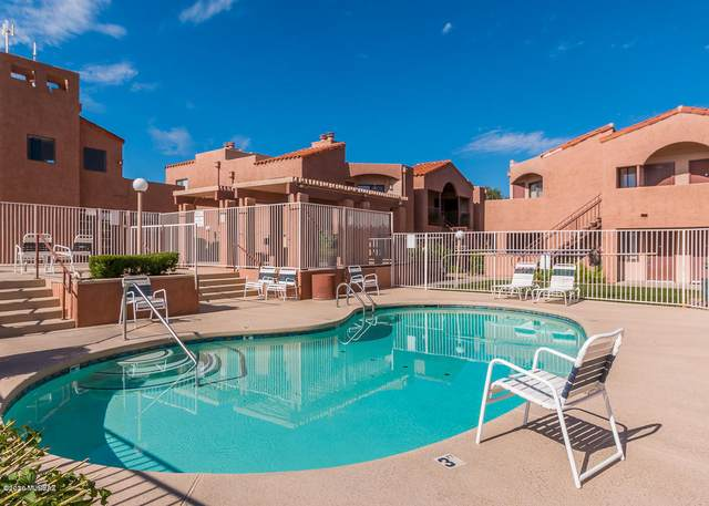 1745 E Glenn Street #242, Tucson, AZ 85719 (#22020233) :: Long Realty - The Vallee Gold Team