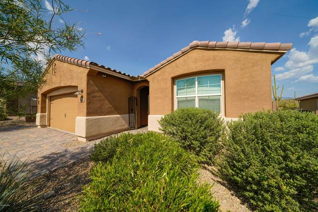 14054 N Silverleaf Lane, Marana, AZ 85658 (#22020360) :: Long Realty - The Vallee Gold Team