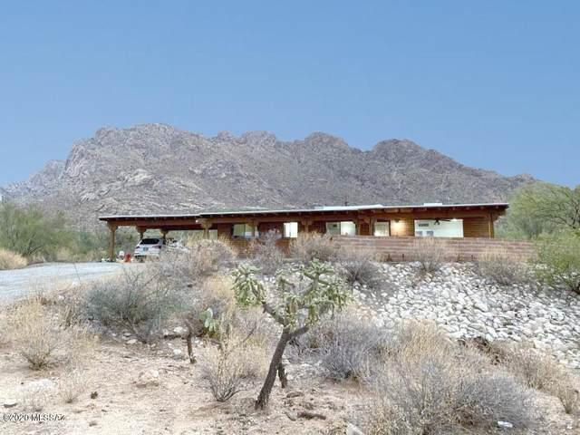 9126 N Riviera Drive, Tucson, AZ 85704 (#22020433) :: Keller Williams