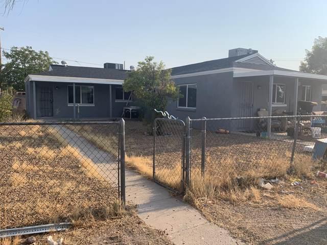 4610 E 19th Street, Tucson, AZ 85711 (#22020536) :: The Josh Berkley Team