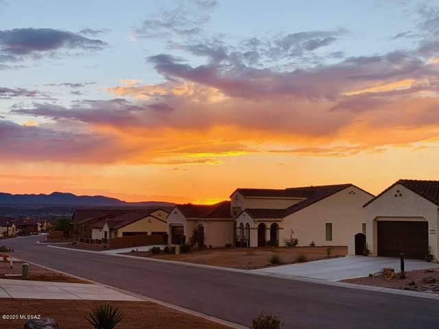 2564 E Josephine View Drive, Green Valley, AZ 85614 (#22020756) :: Long Realty - The Vallee Gold Team