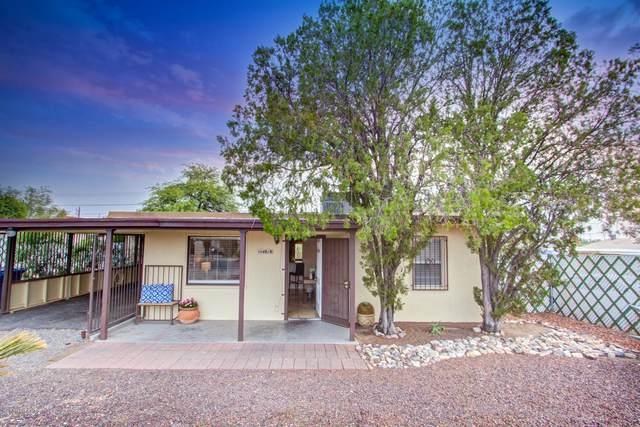 4818 E 4Th Street, Tucson, AZ 85711 (#22020859) :: Keller Williams