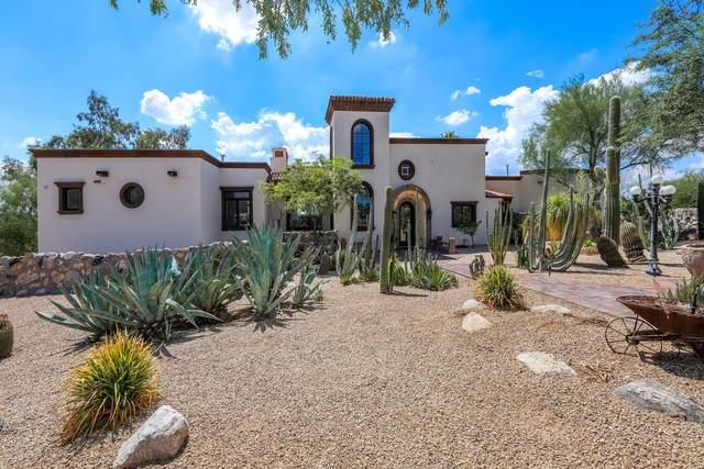 2700 E Camino A Los Vientos, Tucson, AZ 85718 (#22020982) :: AZ Power Team | RE/MAX Results