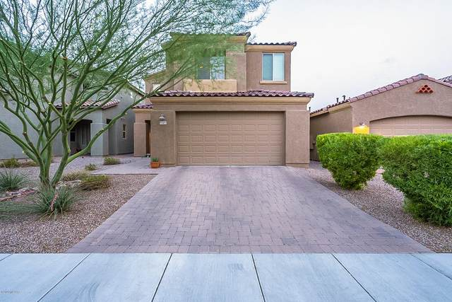 2727 W Checkerspot Drive, Tucson, AZ 85741 (#22021048) :: Keller Williams