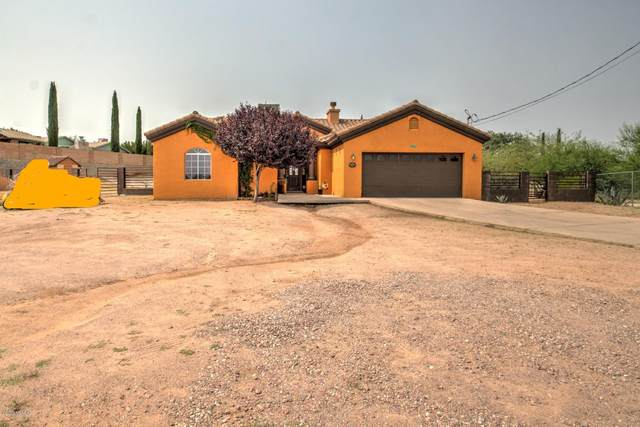 108 Jazmin Court, Rio Rico, AZ 85648 (#22021202) :: Luxury Group - Realty Executives Arizona Properties