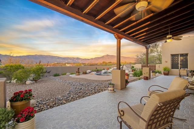 14882 E Diamond Q Ranch Place L-221, Vail, AZ 85641 (#22021222) :: Keller Williams