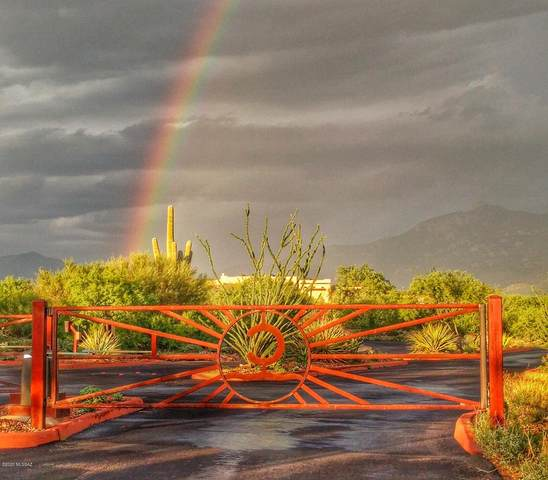 14881 E Diamond F Ranch Place L-262, Vail, AZ 85641 (#22021223) :: Keller Williams