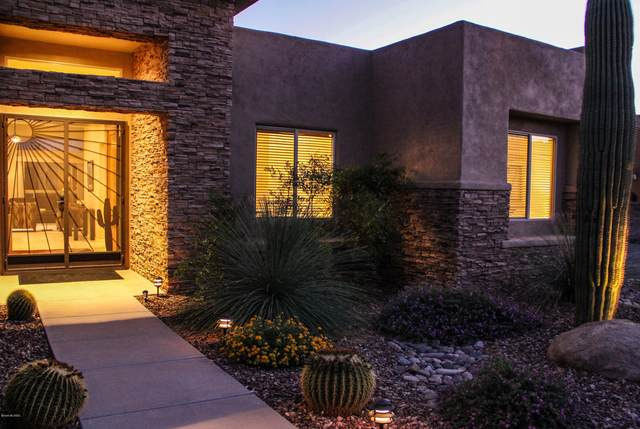 1077 Mulligan Drive, Oro Valley, AZ 85755 (#22021275) :: Tucson Property Executives