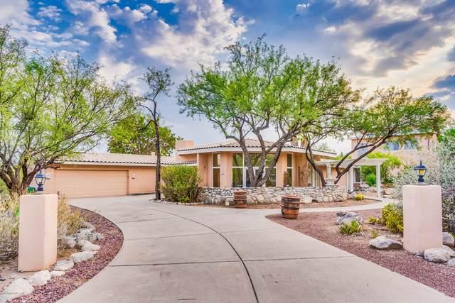 6641 N Placita Arquilla, Tucson, AZ 85718 (#22021340) :: Keller Williams