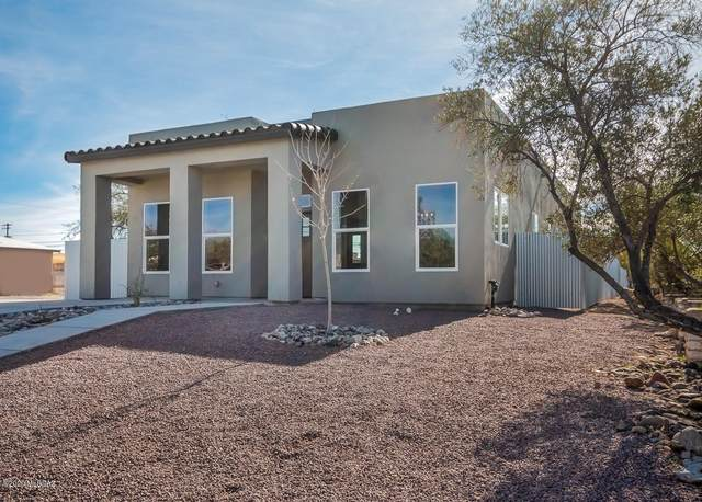 155 W Lee Street, Tucson, AZ 85705 (#22021601) :: Keller Williams