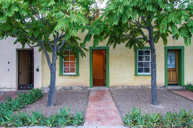 610 S Convent Avenue, Tucson, AZ 85701 (#22022067) :: Long Realty - The Vallee Gold Team