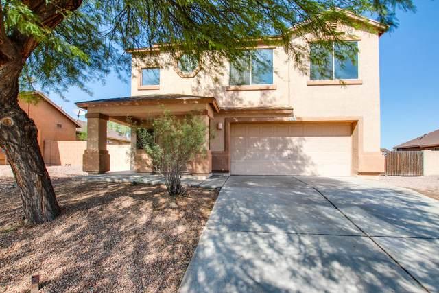7471 S Brackenbury Drive, Tucson, AZ 85746 (#22022258) :: Gateway Partners