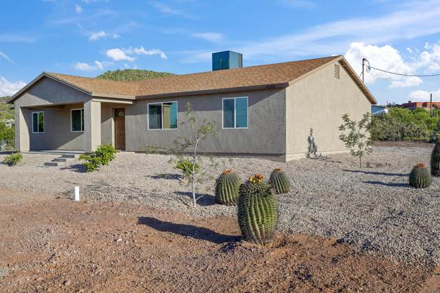 4142 W Valencia Road, Tucson, AZ 85746 (#22022293) :: Long Realty - The Vallee Gold Team