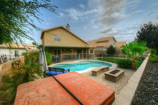 10146 E Axe Handle Court, Tucson, AZ 85748 (#22022326) :: Tucson Property Executives