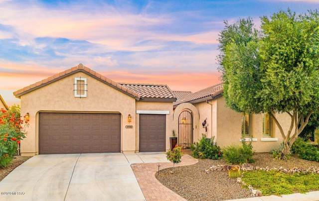 31856 S Misty Basin Road, Oracle, AZ 85623 (#22022447) :: Long Realty - The Vallee Gold Team