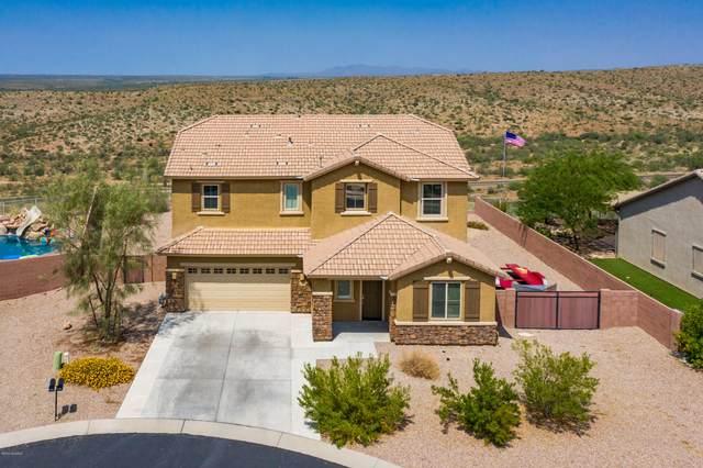 60766 E Eagle Ridge Drive, Tucson, AZ 85739 (#22022654) :: Tucson Property Executives