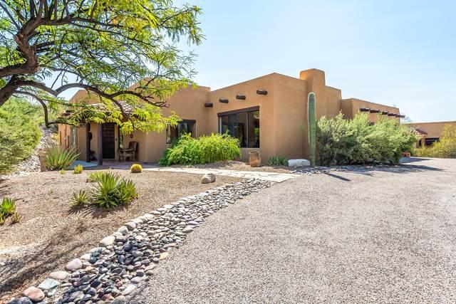 4109 E Bujia Segunda, Tucson, AZ 85718 (#22022663) :: The Local Real Estate Group | Realty Executives