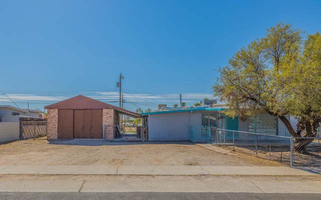 609 W Calle Sevilla, Tucson, AZ 85756 (#22022697) :: Long Realty - The Vallee Gold Team