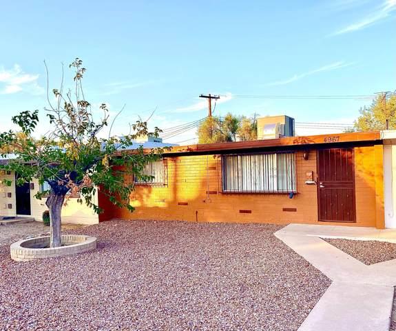 4967 S Highland Drive, Tucson, AZ 85706 (#22022946) :: Luxury Group - Realty Executives Arizona Properties