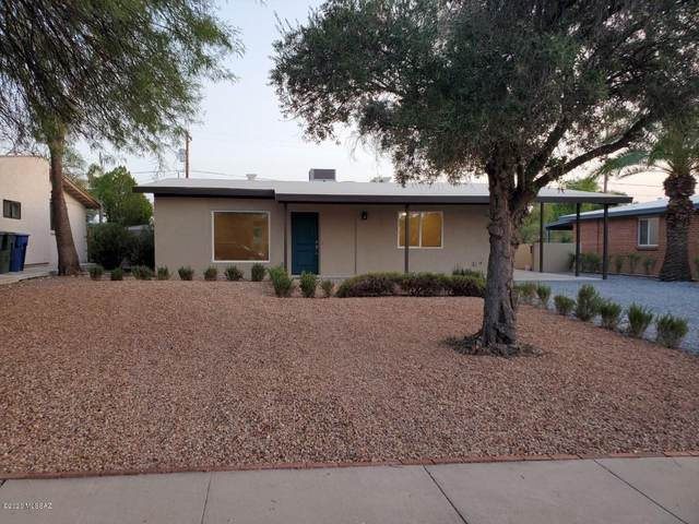 5026 E Scarlett Street, Tucson, AZ 85711 (#22023001) :: Keller Williams