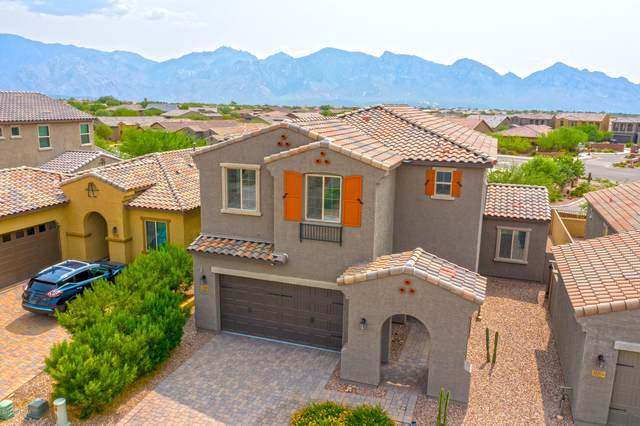 13366 N Cottontop Court, Oro Valley, AZ 85755 (#22023094) :: Gateway Partners