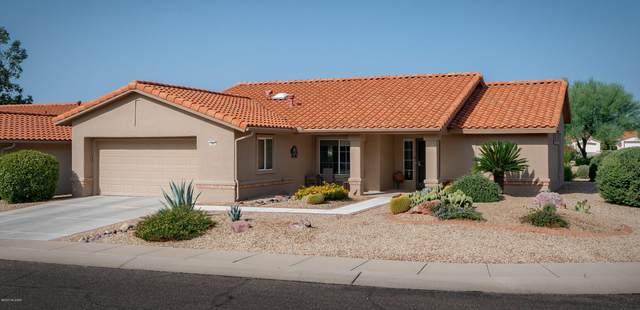 14041 N Lobelia Way, Oro Valley, AZ 85755 (#22023147) :: Tucson Property Executives