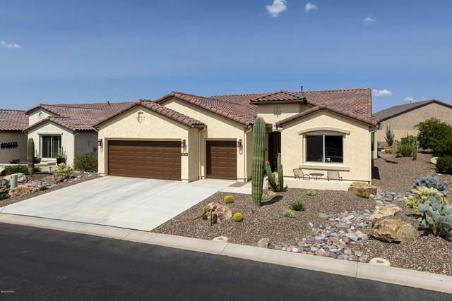 61402 E Happy Jack Trail, Oracle, AZ 85623 (#22023168) :: Long Realty - The Vallee Gold Team
