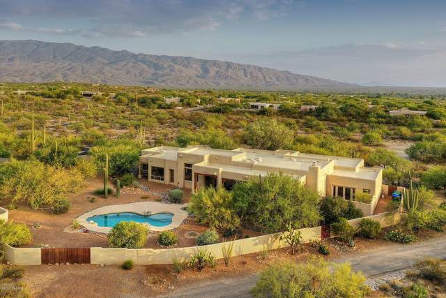 12325 E Fort Lowell Road, Tucson, AZ 85749 (#22023244) :: Long Realty - The Vallee Gold Team