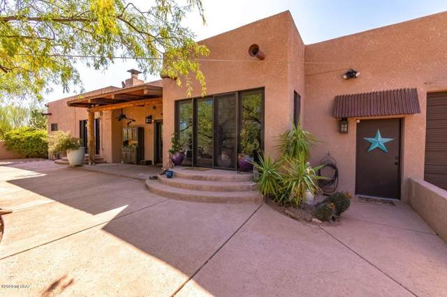 11511 E Calle Catalina, Tucson, AZ 85748 (#22023298) :: Long Realty - The Vallee Gold Team