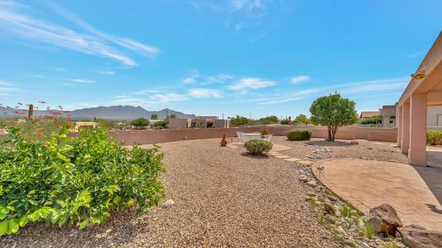 583 S Placita Plenilunio, Green Valley, AZ 85614 (#22023446) :: Keller Williams