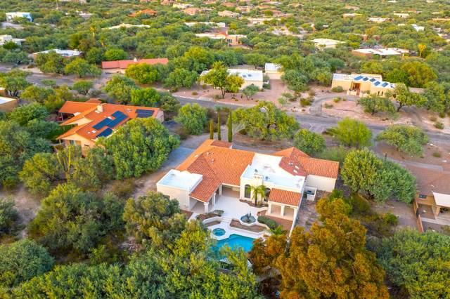 5691 N Moccasin Trail, Tucson, AZ 85750 (#22023548) :: Keller Williams