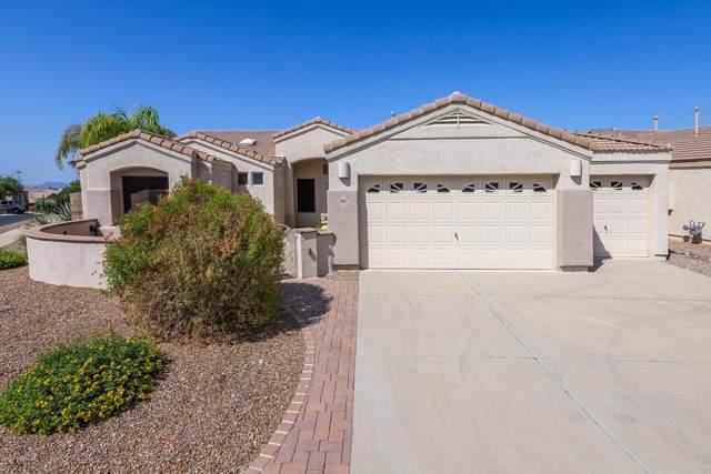 11547 N Flat Iron Drive, Tucson, AZ 85737 (#22023552) :: Long Realty Company