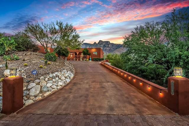 11365 N Skywire Way, Oro Valley, AZ 85737 (#22023935) :: Keller Williams