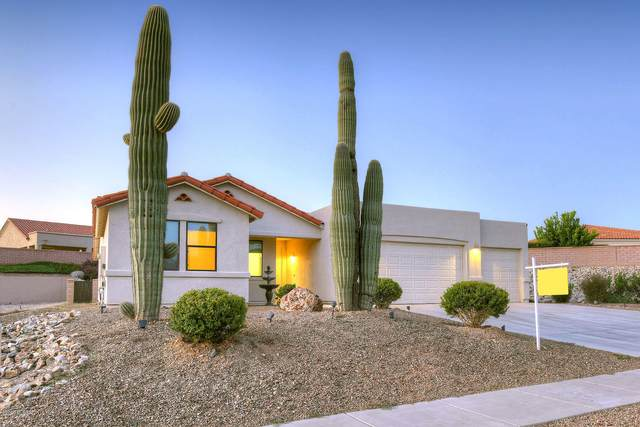 7290 E Vactor Ranch Trail, Tucson, AZ 85715 (#22023988) :: Keller Williams