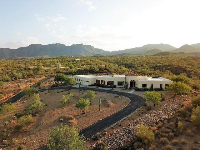 4343 N Broken Springs Trail, Tucson, AZ 85745 (#22024030) :: Long Realty - The Vallee Gold Team