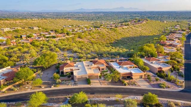 6770 E Loma Del Bribon, Tucson, AZ 85750 (#22024115) :: Long Realty Company