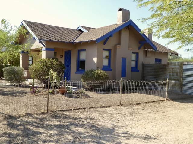 249 E Helen Street, Tucson, AZ 85705 (#22024150) :: The Local Real Estate Group | Realty Executives