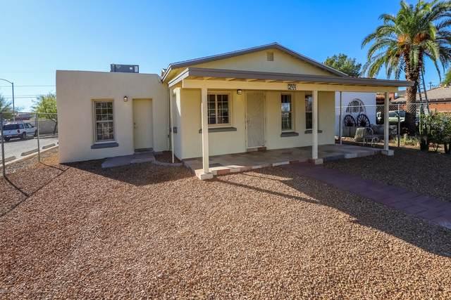 244 E 24th Street, Tucson, AZ 85713 (#22024284) :: The Local Real Estate Group | Realty Executives