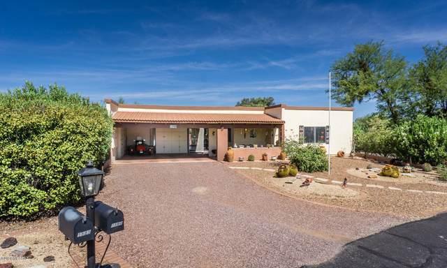 1590 N Paseo Maravilloso, Green Valley, AZ 85614 (#22024292) :: eXp Realty