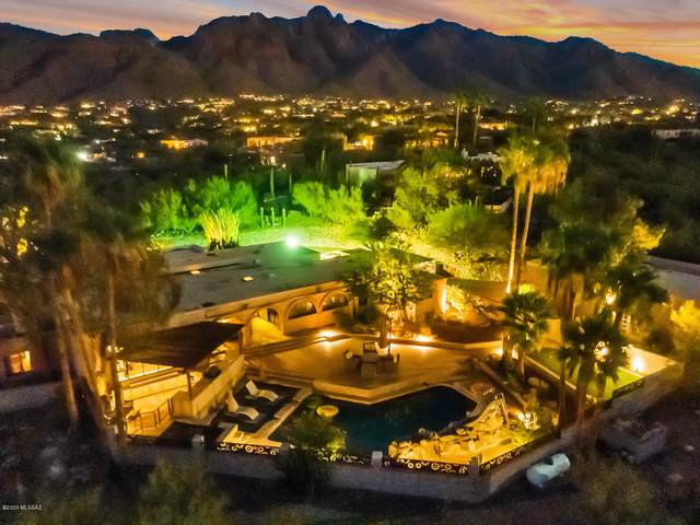 6742 N Altos Primero, Tucson, AZ 85718 (#22024495) :: Gateway Partners
