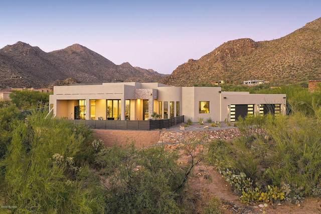 4690 W Long Ridge Place, Marana, AZ 85658 (#22024863) :: Gateway Partners