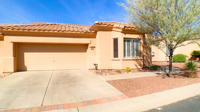 13401 N Rancho Vistoso Boulevard #80, Oro Valley, AZ 85755 (#22024914) :: Gateway Partners