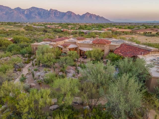483 W Tortolita Mountain Circle, Oro Valley, AZ 85755 (#22025234) :: The Local Real Estate Group | Realty Executives